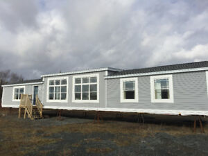 HARBOURVIEW MINI HOME NOW IN DARTMOUTH - BY PATTERSON HOMES!