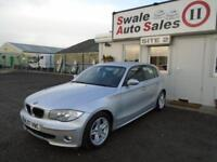 2007 BMW 1 SERIES 1.6 116I SPORT - 78,065 MILES - FULL SERVICE HISTORY