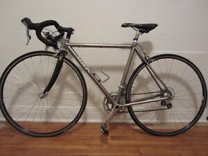 Vélo de route  MERLIN TITANE EXTRALIGHT