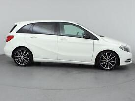 2014 MERCEDES BENZ B CLASS B200 CDI BlueEFFICIENCY Sport 5dr Auto MPV 5 Seats