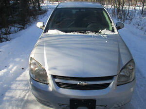 2008 Chevrolet Cobalt Sedan SAFTIED AND E-TESTED