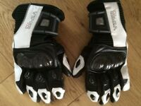 Viper Rider motorcycle gloves - size L