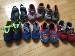 7 PAIRS OF HIGHEND BOYS SHOES