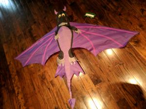 Large Dragon Kite