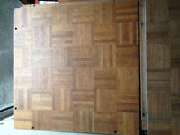 3x3 Dance Floor ($25.00 each)