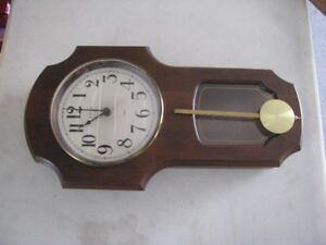 OLD CHIME WALL CLOCK