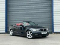 2008 BMW 1 Series 2.0 120D SE 2d 175 BHP Convertible Diesel Automatic