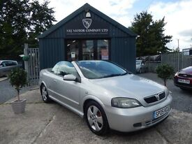 Vauxhall Astra 1.8I 16V (aluminium/silver) 2005