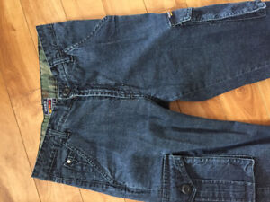 Jeans Cargo Miss Sixy taille 27
