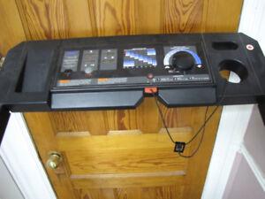 Weslo Cadence TS5 treadmill