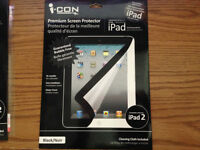 Ipad Screen Protectors and Cases for sale BRAND NEW