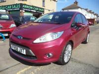 2009 FORD FIESTA 1.4 TITANIUM AUTOMATIC, GOOD & BAD CREDIT FINANCE AVAILABLE