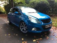 "Vauxhall Corsa 1.6i Turbo VXR,53k Miles,Remap220BHP,NAV,18""Alloys Family Busines"