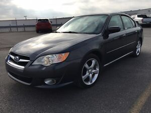 2009 Subaru Legacy limited fully loaded auto all-wheel-drive