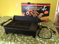Electric Gourmet Health Grill by Charlescraft