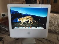 Apple iMac Fully Working