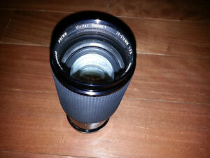 Vivitar 70-210mm f/3.5 Series 1 Focus Macro Zoom Lens
