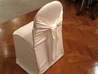 SPECIAL!! For MARCH AND APRIL*******DIY CHAIR COVER RENTALS