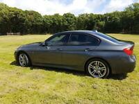 2013 BMW 335 M Sport 3.0TD 313bhp d xDrive **Red Leather - Full History**