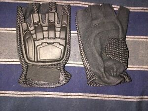 half finger gloves for paintball and airsoft lover