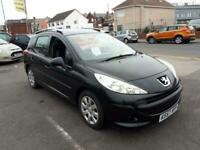 2008 Peugeot 207 SW 1.4 VTi S Estate From £2,495 + Retail Package ESTATE Petrol
