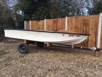 Boat and trailer (need gone ASAP!)