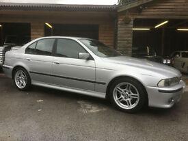 BMW 525 2.5 auto 2002MY i Sport