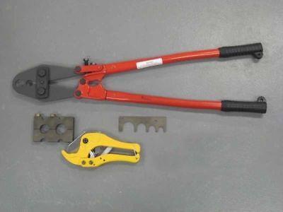 1 34 12 38 Pex Tools Plumbing Kit
