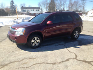 2008 Chevrolet Equinox SUV, Crossover CERTIFIED & E TESTED