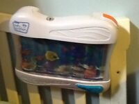 Excellent condition baby fish tank