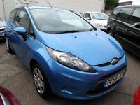 2008 58 Ford Fiesta 1.25 ( 82ps ) Style 3 DR (New Shape) Rear Parking Sensors