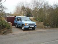 1999 Land Rover Discovery Td5 GS (7 seat)