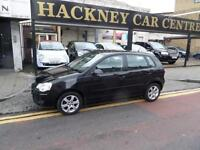 Volkswagen Polo 1.4 ( 80PS ) auto 2008MY Match