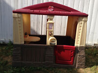 Step 2 Play Cottage - Outdoor play house $80