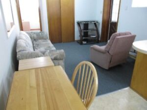 One Bedroom Furnished Apartment Available