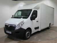 Vauxhall Movano 2.3CDTI 16v 125ps Euro V L3H1 LWB 3500 Loloader Box Van