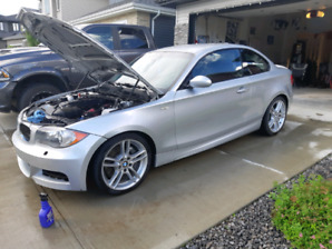 2008 bmw 135 M package 6 SPD