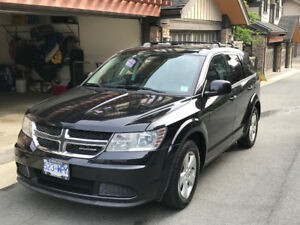 2012 Dodge Journey SUV - no accidents