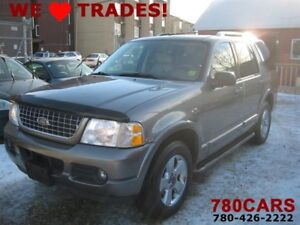 2003 Ford Explorer 4.6L Limited 4WD - LEATHER - SUNROOF - 8 PASS
