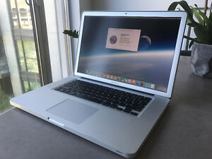 """Used 15"""" MacBook Pro, upgraded, great condition!"""