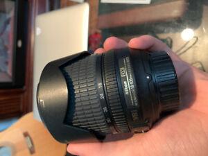 Nikon 18-105mm 1:3.5-5.6 VR