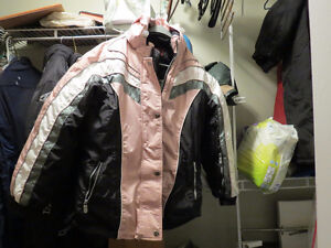 Pink skidoo suit for sale
