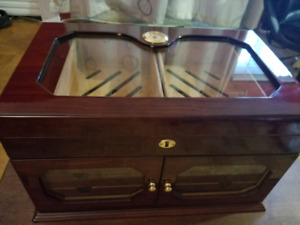 Cigars humidor up for sale