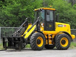 2010 JCB 416HT Toolcarrier Wheel Loader