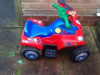 Mickey Mouse Clubhouse Quad bike