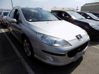 Peugeot 407 SW 2.0HDi 136 2005MY SE