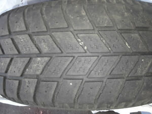 Winter  Tires  for  sale 215/60/16
