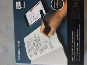 Moleskine Smart Writing Set Paper Tablet