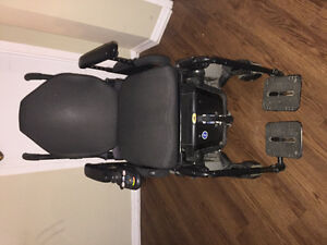Electronic Wheelchair- brand new battery London Ontario image 1