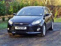 Ford Focus Zetec 1.6 Tdci 5dr DIESEL MANUAL 2013/63